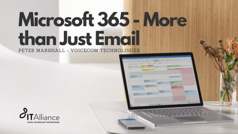 Microsoft 365 – More than Just Email