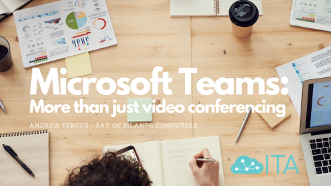 Microsoft Teams: More than just video conferencing
