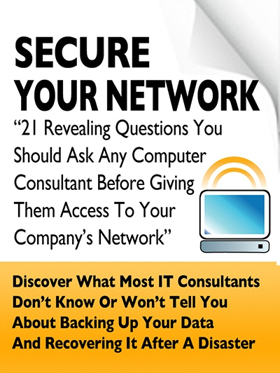 Secure your network - CT Business Solutions